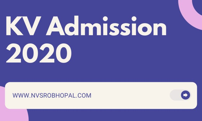 Photo of KV Admission 2020 Class 1 to 11 Kendriya Vidyalaya Application Form, Dates, Process, Eligibility- Check Here