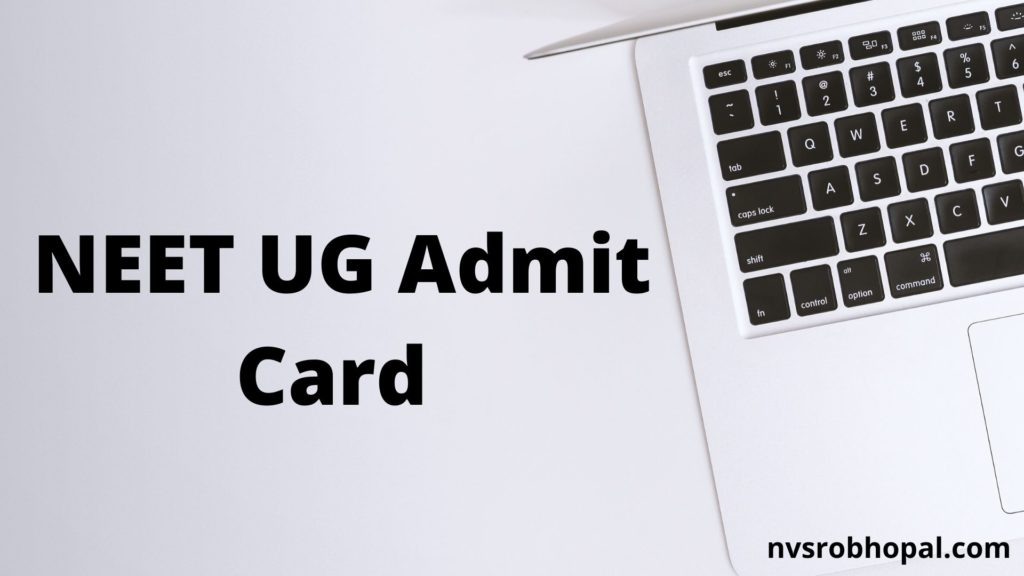 NEET-UG-2020-Admit-Card