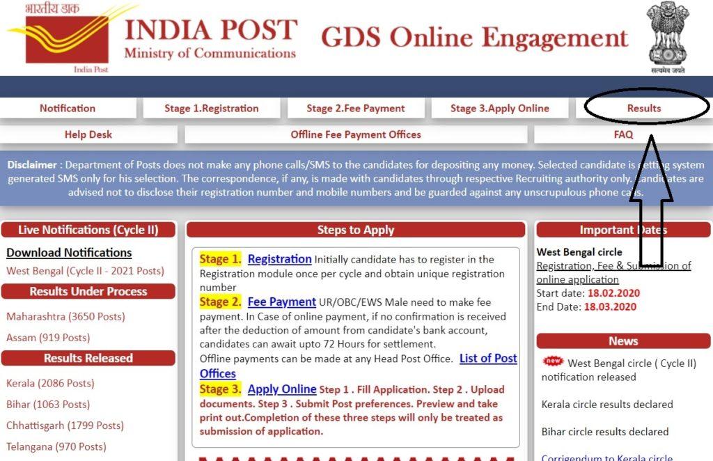 Maharashtra_GDS_Result_2020