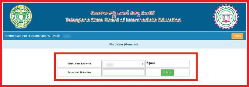 TS Inter 1st Year Supplementary Result 2020
