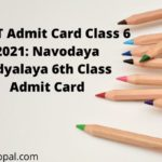 JNVST-Admit-Card-6-2021-Navodaya-Vidyalaya-6th-Class-Admit-Card
