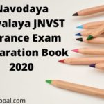 Navodaya Vidyalaya JNVST Entrance Exam Preparation Book 2020 For Class 6th 9th And 11th