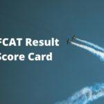 AFCAT-Result-Score-Card