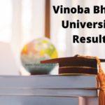 Vinoba-Bhave-University-Result