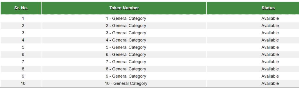 tnreginet-token-availability