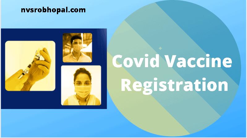 Covid Vaccine Registration 18+
