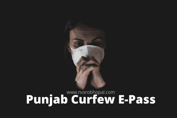 Punjab Curfew E-Pass