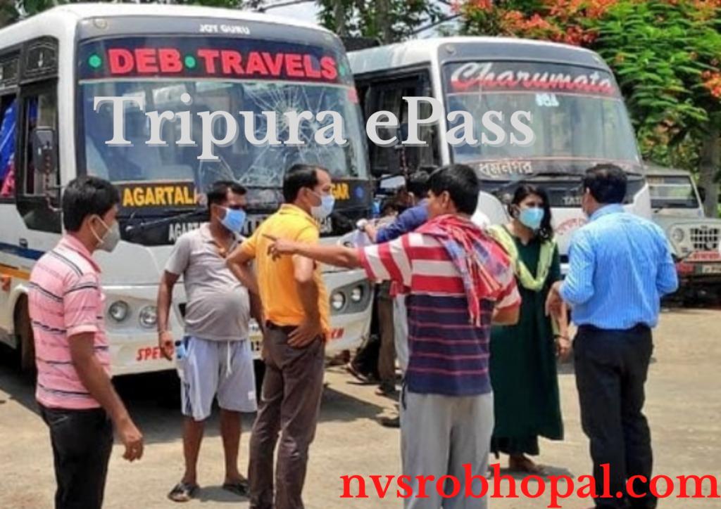 Tripura ePass cover