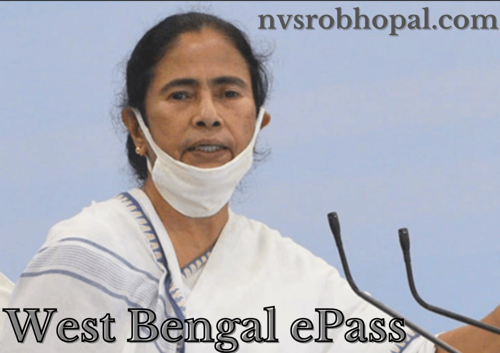 West Bengal ePass cover