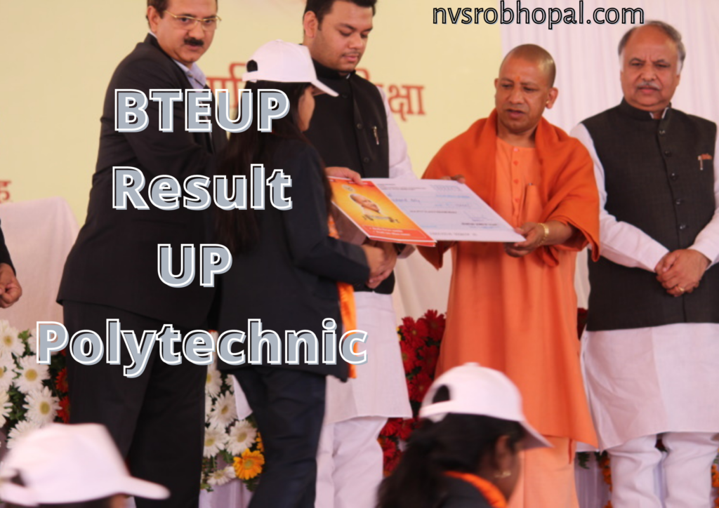 BTEUP Result UP Polytechnic