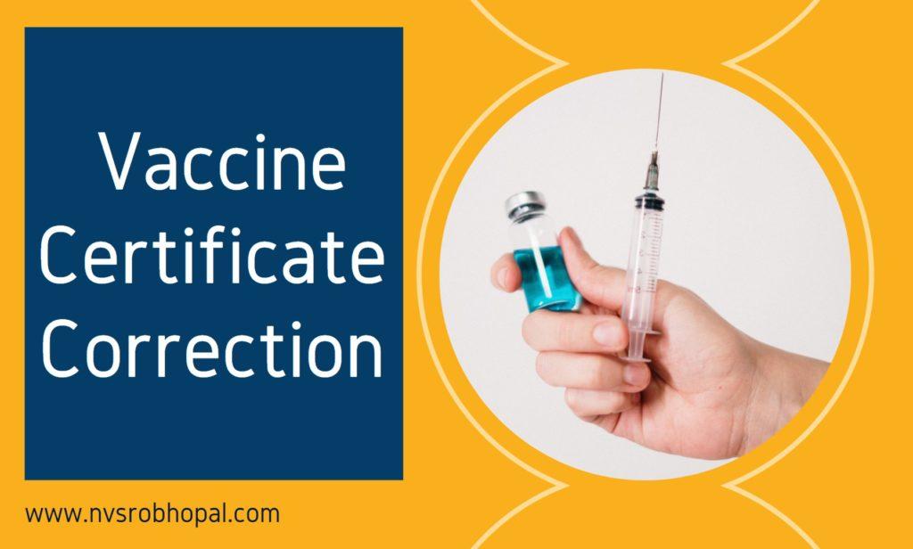 Cowin-Vaccine-Certificate-Correction