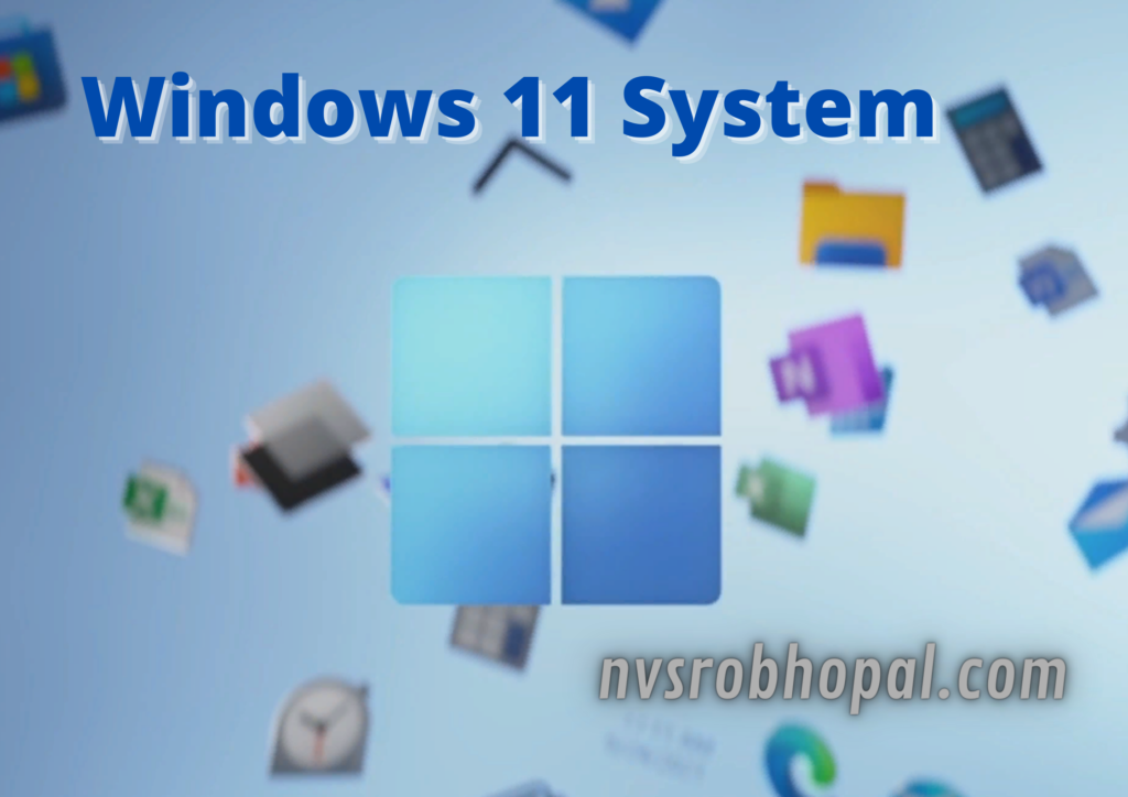 Windows 11 System Requirement 2021