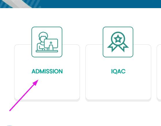 Kannur University admission portal