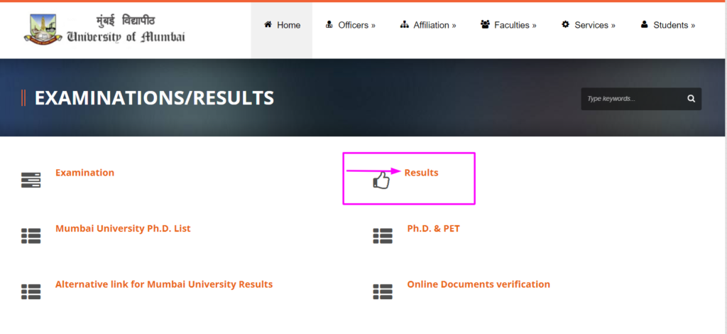 Mumbai University Results