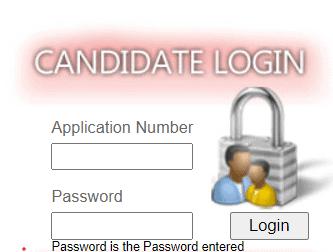 Kannur University Applicants login